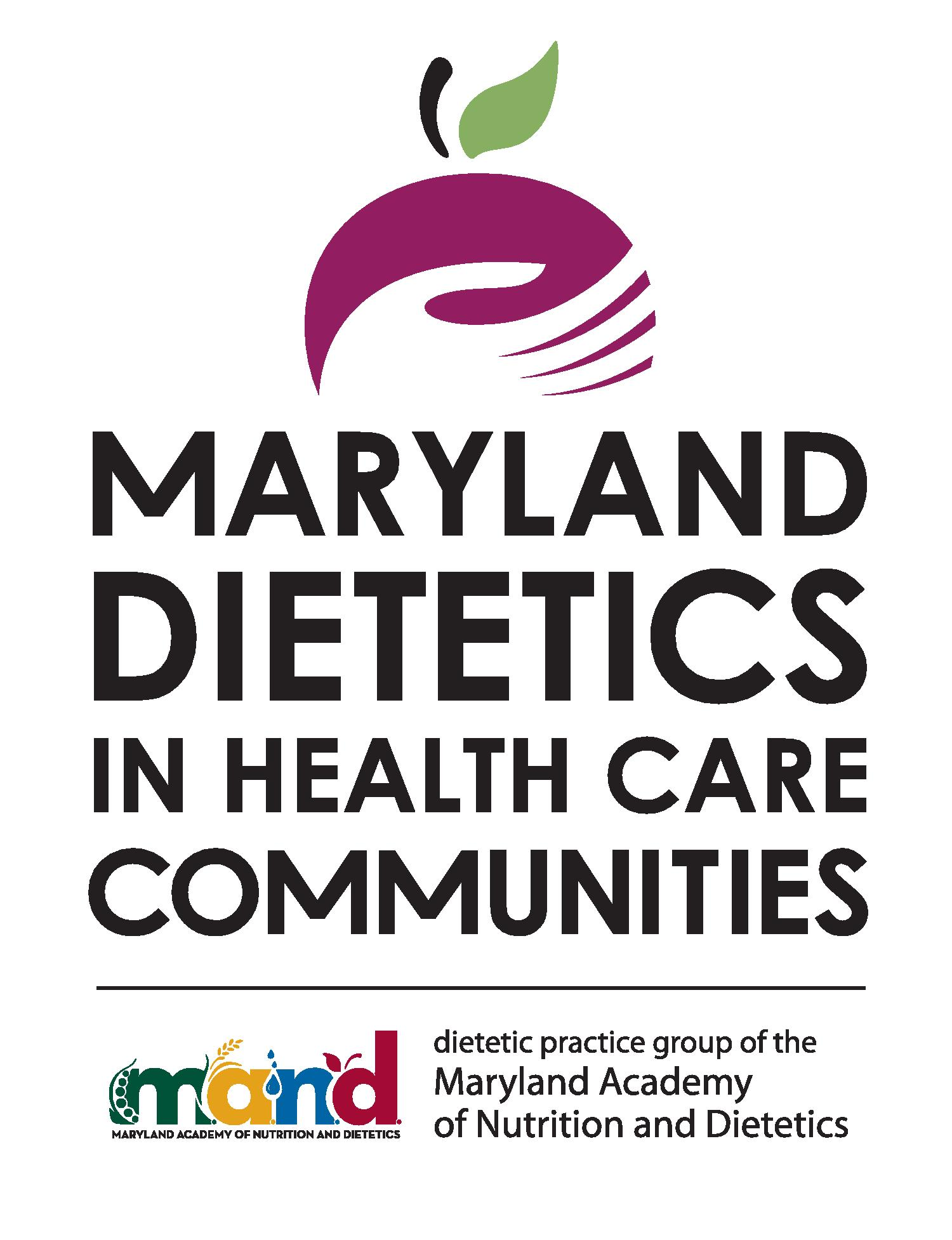 Maryland Academy Of Nutrition And Dietetics Md Dietetics In Health